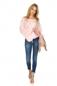 Lois Jeans | Cropped jeans Cordoba Regular Waist | Blauw  | Afbeelding 3