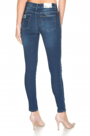 Lois Jeans | Cropped jeans Cordoba Regular Waist | Blauw  | Afbeelding 5