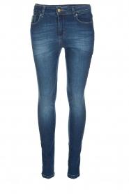 Lois Jeans | Cropped jeans Cordoba Regular Waist | Blauw  | Afbeelding 1