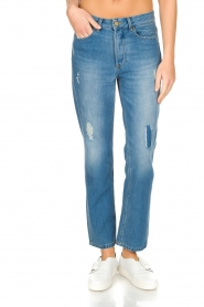 Lois Jeans |  Straight jeans Retro | blue  | Picture 2