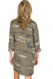 RAILS | Legerprint jurk Julian Sage Camo | groen  | Afbeelding 5