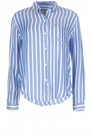 RAILS | Gestreepte blouse Aly Hermosa Stripe | blauw  | Afbeelding 1