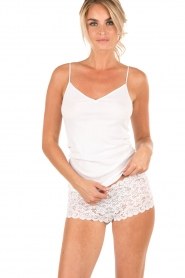 Hanro | Lace hipster Moments | white  | Picture 2
