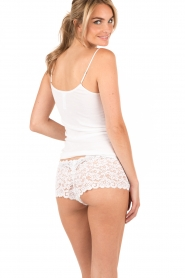 Hanro | Lace hipster Moments | white  | Picture 4