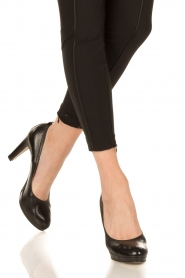 Noe |  Leather pumps Nabla | black  | Picture 2