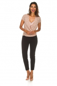 Rosemunde |  Lace top Delicia | pink  | Picture 3