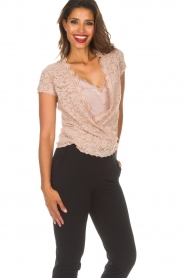 Rosemunde |  Lace top Delicia | pink  | Picture 4