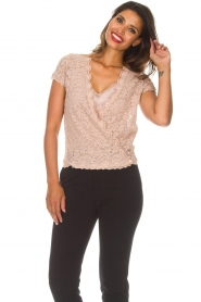 Rosemunde |  Lace top Delicia | pink  | Picture 7