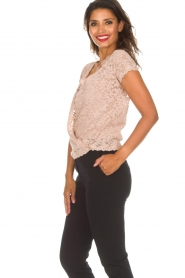 Rosemunde |  Lace top Delicia | pink  | Picture 5
