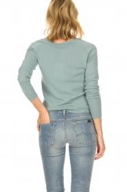 Rosemunde | Vest Marbelle | blauw  | Afbeelding 5