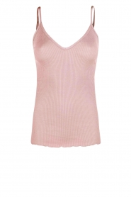 Rosemunde |  Silk top Belle | pink  | Picture 1
