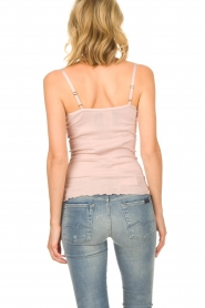 Rosemunde |  Silk top Belle | pink  | Picture 5