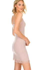 Rosemunde |  Slip dress Noos | pink  | Picture 3