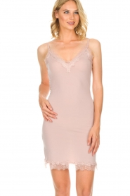 Rosemunde |  Slip dress Noos | pink  | Picture 2