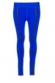 Nunu | Sportlegging Fitqueen | blauw  | Afbeelding 1