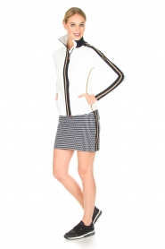 Par 69 |  Golf jacket Borg | white  | Picture 3