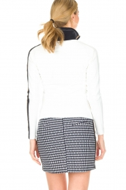 Par 69 |  Golf jacket Borg | white  | Picture 5