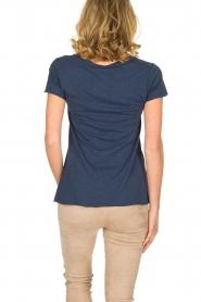 American Vintage | T-shirt Jacksonville | donkerblauw  | Afbeelding 5