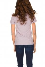 American Vintage | T-shirt Jacksonville | mauve  | Afbeelding 4