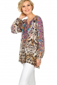 Hale Bob |  Top Gwyneth | animal print  | Picture 4