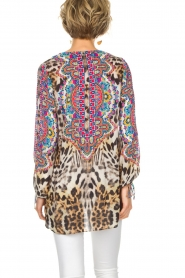 Hale Bob |  Top Gwyneth | animal print  | Picture 5