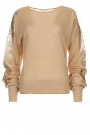 Top Lira | beige