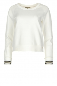 Patrizia Pepe |  Sweater Ambra | white  | Picture 1