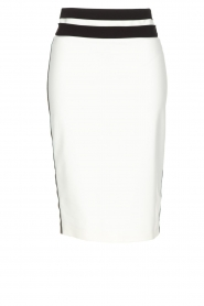 Patrizia Pepe |  Skirt Alda | white  | Picture 1