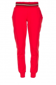 Pantalon Avera | rood