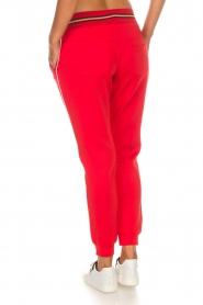 Patrizia Pepe | Pantalon Avera | rood  | Afbeelding 5