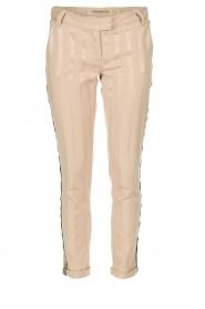 Patrizia Pepe | Pantalon Arianna | beige  | Afbeelding 1