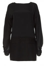 Patrizia Pepe |  Dress Davide | black  | Picture 1