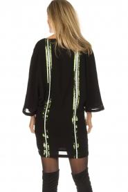 Patrizia Pepe |  Dress Alessia | black  | Picture 6