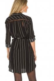 Patrizia Pepe |  Blouse dress Carmina | black  | Picture 6
