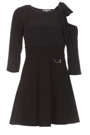 Patrizia Pepe |  Dress Giada | black  | Picture 1