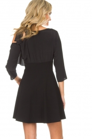 Patrizia Pepe |  Dress Giada | black  | Picture 6