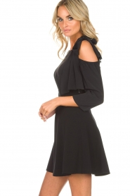 Patrizia Pepe |  Dress Giada | black  | Picture 5