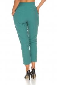 ELISABETTA FRANCHI | Pantalon Serena | blauw  | Afbeelding 6