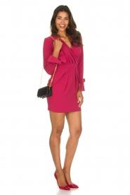 ELISABETTA FRANCHI |  Dress Michaela | red  | Picture 3
