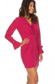 ELISABETTA FRANCHI |  Dress Michaela | red  | Picture 6