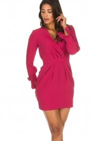 ELISABETTA FRANCHI |  Dress Michaela | red  | Picture 2