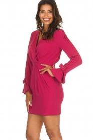 ELISABETTA FRANCHI |  Dress Michaela | red  | Picture 4