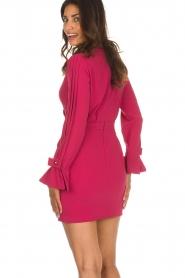 ELISABETTA FRANCHI |  Dress Michaela | red  | Picture 5