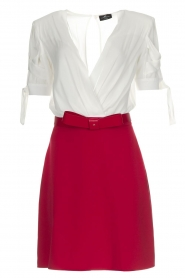 ELISABETTA FRANCHI |  Dress Vera | red  | Picture 1