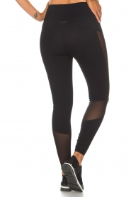 Casall |  Sports leggings Spiral | black  | Picture 5
