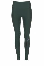 Casall |  Sport leggings Streamline | green  | Picture 1