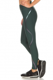 Casall |  Sport leggings Streamline | green  | Picture 3
