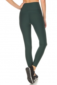 Casall |  Sport leggings Streamline | green  | Picture 5