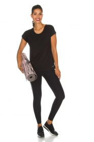 Casall |  Sports top Raw | black  | Picture 3