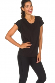 Casall |  Sports top Raw | black  | Picture 4